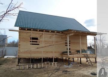 Дизайн срубов домов