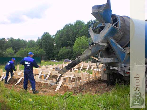 Фундамент монолитная плита под ключ цена в Красногорске