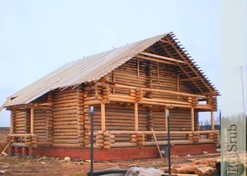 Основные правила сооружения дома из бруса